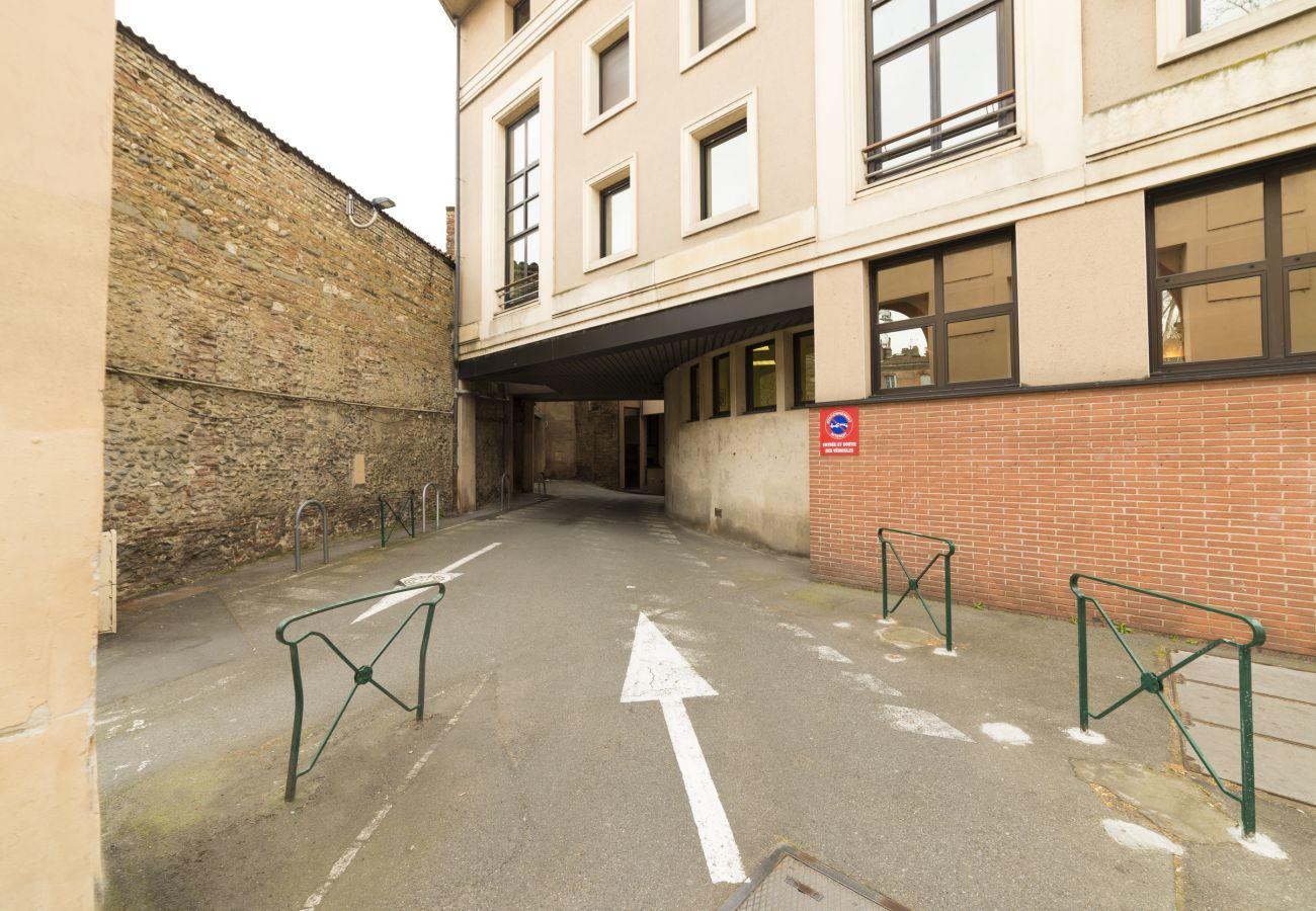 Estudio en Toulouse - CARRE ST. PIERRE DÔME Hyper Centre