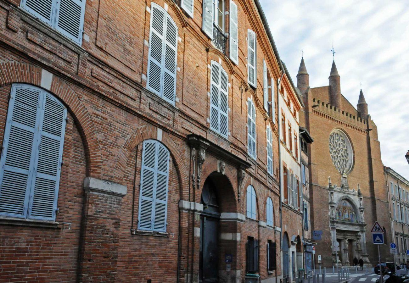 Estudio en Toulouse - DUPUY Balcon Parking Hyper Centre