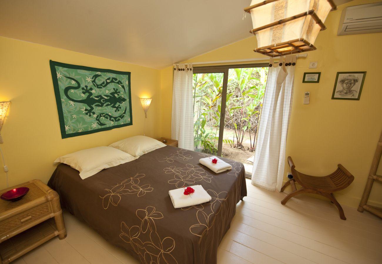 Villa en Papetoai - Beach Villa Cook - Robinson's Cove