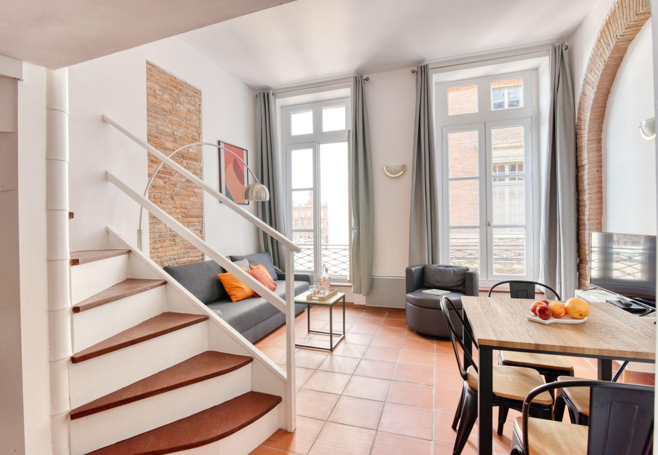 Apartamento en Toulouse - PLACE DU CAPITOLE 2 Duplex