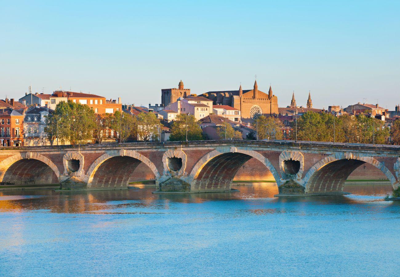 Estudio en Toulouse - Réclusane Hypercentre