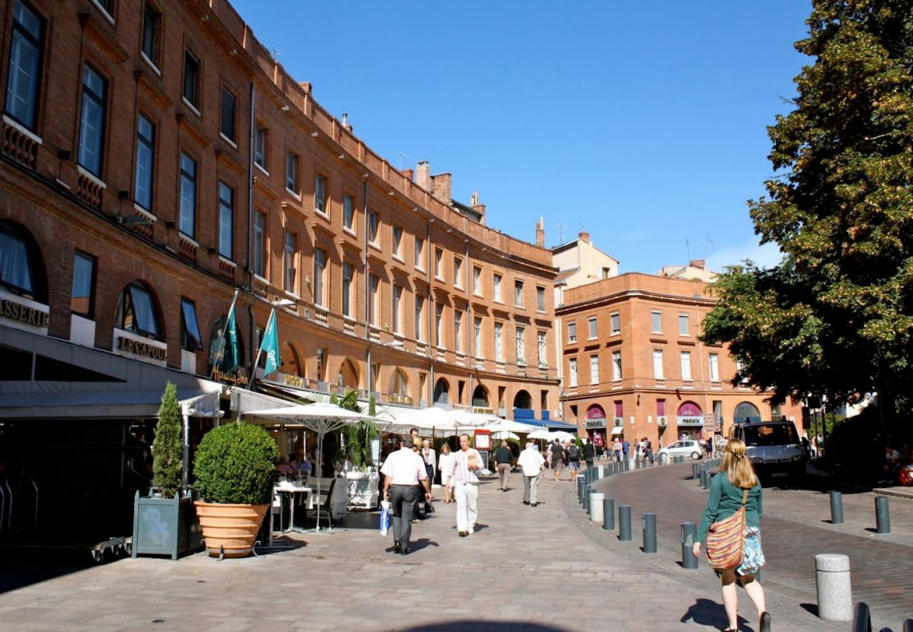 Apartamento en Toulouse - TAUR Hypercentre